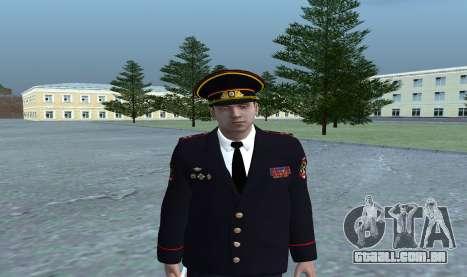 Geral do Ministério para GTA San Andreas