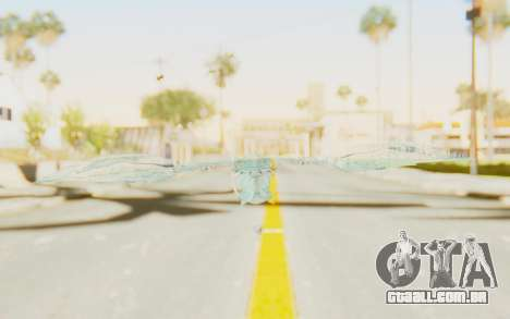 Pina from Sword Art Online para GTA San Andreas
