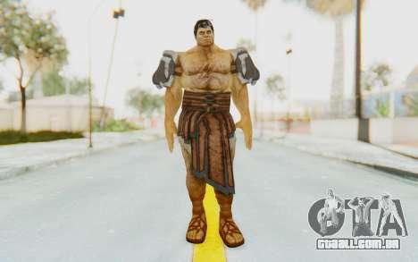 Hercules Skin v3 para GTA San Andreas segunda tela