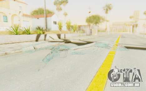 Pina from Sword Art Online para GTA San Andreas segunda tela