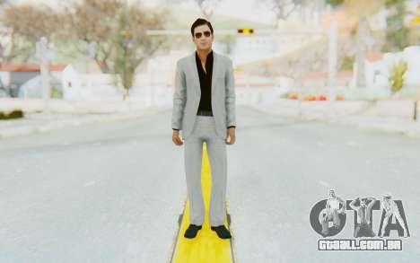 Mafia 2 - Vito Scaletta Madman Suit W&B para GTA San Andreas segunda tela