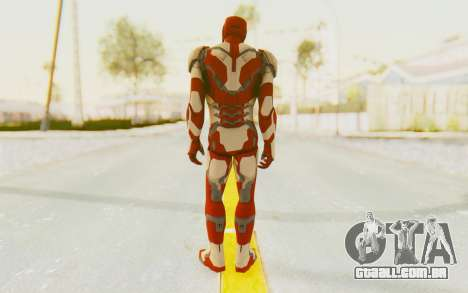 Marvel Heroes - Ironman Mk42 para GTA San Andreas terceira tela