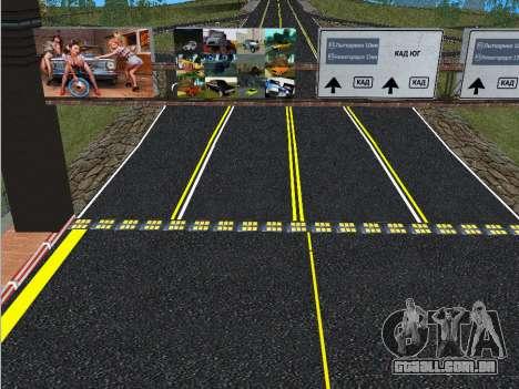 Texturas para GTA Penal Rússia (Parte 2) para GTA San Andreas