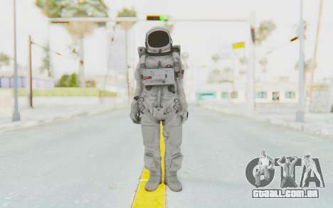 CoD Ghosts USA Spacesuit para GTA San Andreas segunda tela