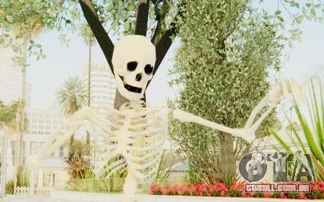 Skeleton para GTA San Andreas