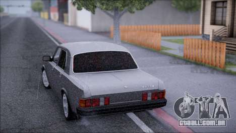 V8 de GÁS 31029 para GTA San Andreas esquerda vista
