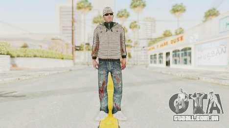 CrimeCraft - Londeners Gang Soldier 2 para GTA San Andreas segunda tela