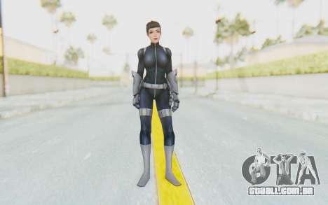 Marvel Future Fight - Quake para GTA San Andreas segunda tela