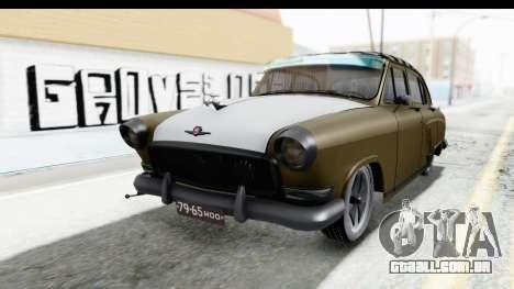 GAZ-21 Hamann H22 para GTA San Andreas