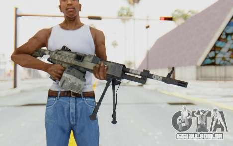 Federation Elite LSAT para GTA San Andreas terceira tela