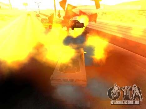 Máquinas de jateamento para GTA San Andreas terceira tela