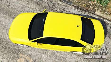 GTA 5 Audi A4 2009 voltar vista