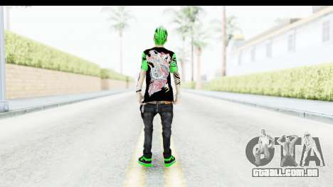 Swagger Cool Fix v2 para GTA San Andreas terceira tela