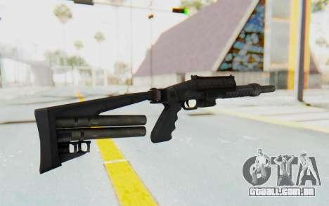 Federation Elite Bulldog para GTA San Andreas segunda tela