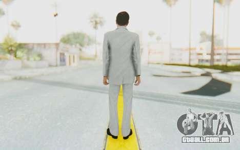 Mafia 2 - Vito Scaletta Madman Suit W&B para GTA San Andreas terceira tela