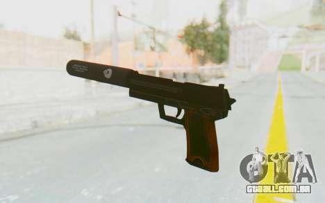 APB Reloaded - Obeya FBW Silenced para GTA San Andreas terceira tela