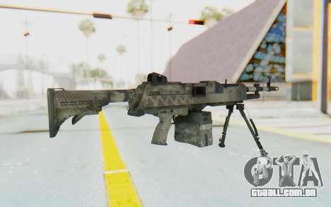 Federation Elite LSAT para GTA San Andreas segunda tela