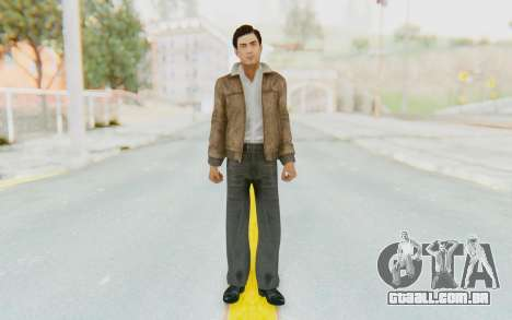 Mafia 2 - Vito Scaletta Main Outfit para GTA San Andreas segunda tela