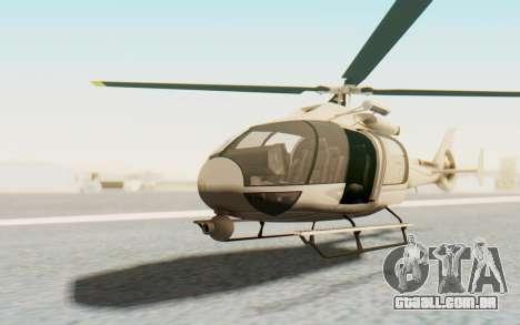 GTA 5 Maibatsu Frogger Civilian para GTA San Andreas