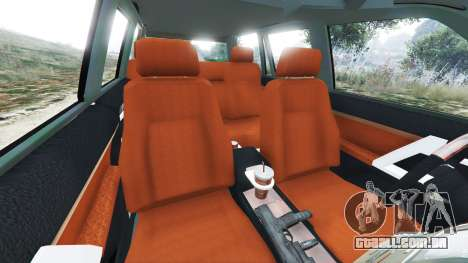 GTA 5 Toyota Land Cruiser Prado 2012 vista lateral direita