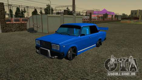 VAZ 2107 Esporte para GTA San Andreas