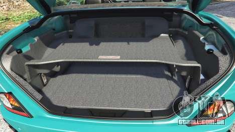 GTA 5 Ferrari California Autovista [add-on] frente vista lateral direita