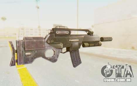 APB Reloaded - STAR 556 LCR para GTA San Andreas segunda tela