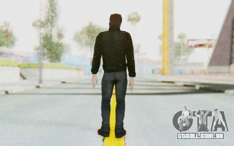 GTA 5 Online Random 1 Skin para GTA San Andreas terceira tela