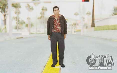 Mafia 2 - Joe Barbaro para GTA San Andreas segunda tela