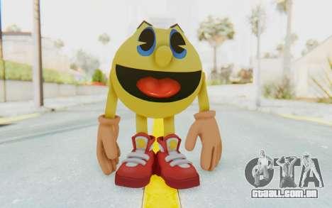 Pac-Man v2 para GTA San Andreas segunda tela