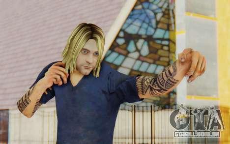 Kurt Cobain para GTA San Andreas