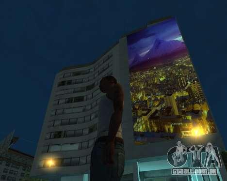 Armenia Erevan Poster para GTA San Andreas