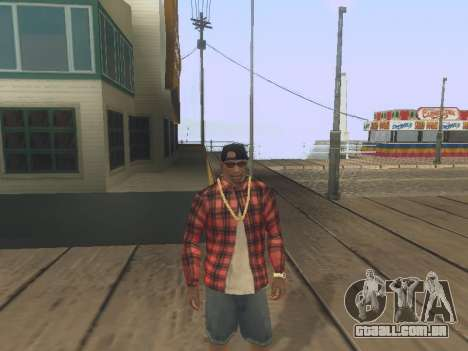ENB Series for TheSergoRio for weak PC para GTA San Andreas