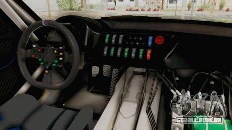 BMW Z4 Liberty Walk para GTA San Andreas vista interior