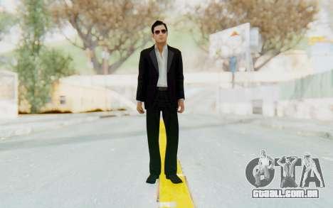 Mafia 2 - Vito Scaletta Madman Suit B&W para GTA San Andreas segunda tela