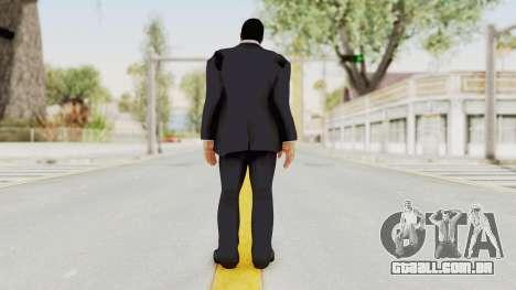 Dead Rising 2 Off The Record Frank West para GTA San Andreas terceira tela