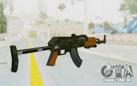 APB Reloaded - N TEC-5 para GTA San Andreas terceira tela