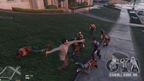 GTA 5 Zombies 1.4.2a sexta imagem de tela