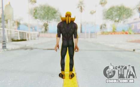 Marvel Future Fight - Iron Fist (ANAD) para GTA San Andreas terceira tela
