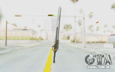 Seha Weapon para GTA San Andreas