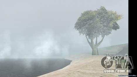 A mudança de clima e tempo para GTA San Andreas