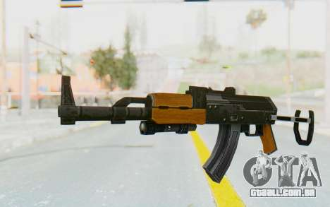 APB Reloaded - N TEC-5 para GTA San Andreas segunda tela