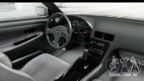 Nissan 240SX 1994 v2 para GTA San Andreas vista interior