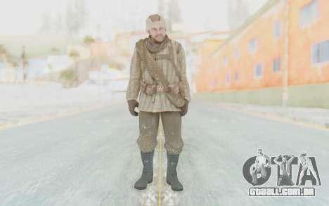 COD BO Dimitri Petrenko Winter para GTA San Andreas segunda tela