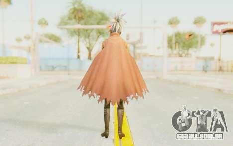 Final Fantasy - Type 0 Sice para GTA San Andreas terceira tela