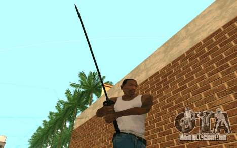 Sword of Blades para GTA San Andreas