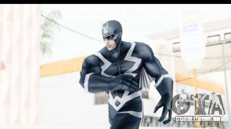 Marvel Future Fight - Black Bolt para GTA San Andreas