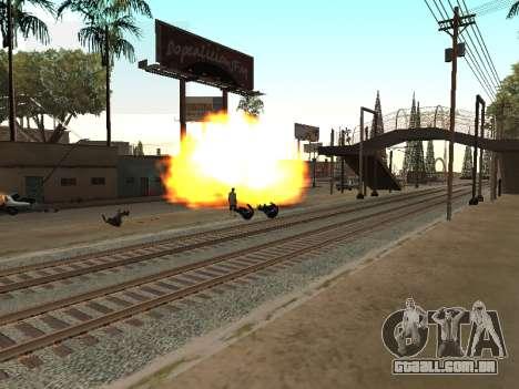 Máquinas de jateamento para GTA San Andreas segunda tela