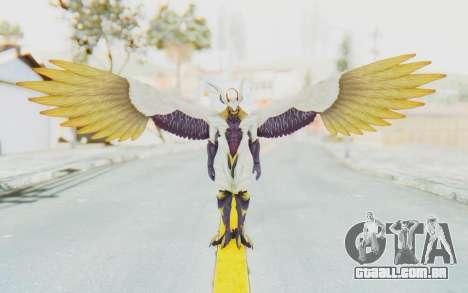 Devil May Cry 4 - Angelo Credo v2 para GTA San Andreas segunda tela