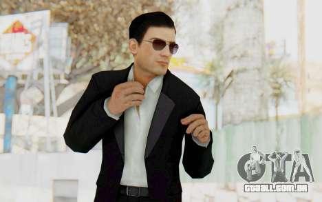 Mafia 2 - Vito Scaletta Madman Suit B&W para GTA San Andreas